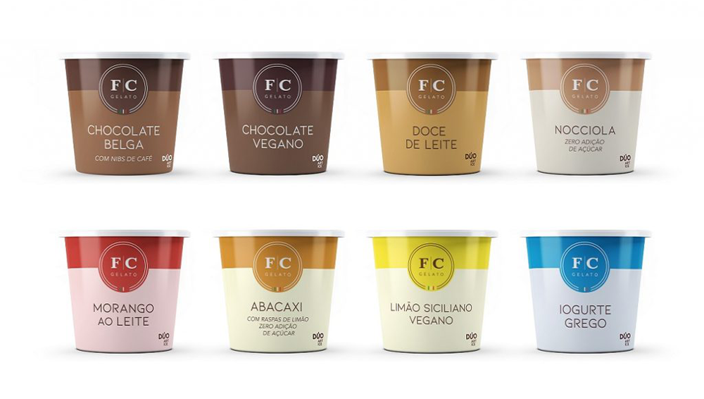 Fra'ns Café lança linha próprio de sorvetes